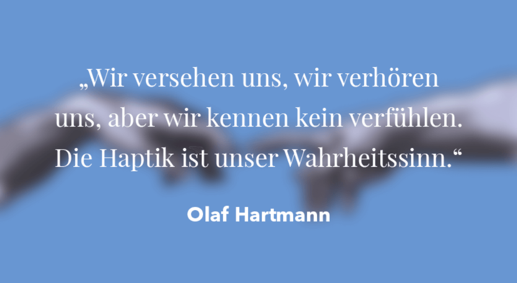 Multisensorisches Marketing - Interview mit Olaf Hartmann - Service Factory - Eventagentur in München