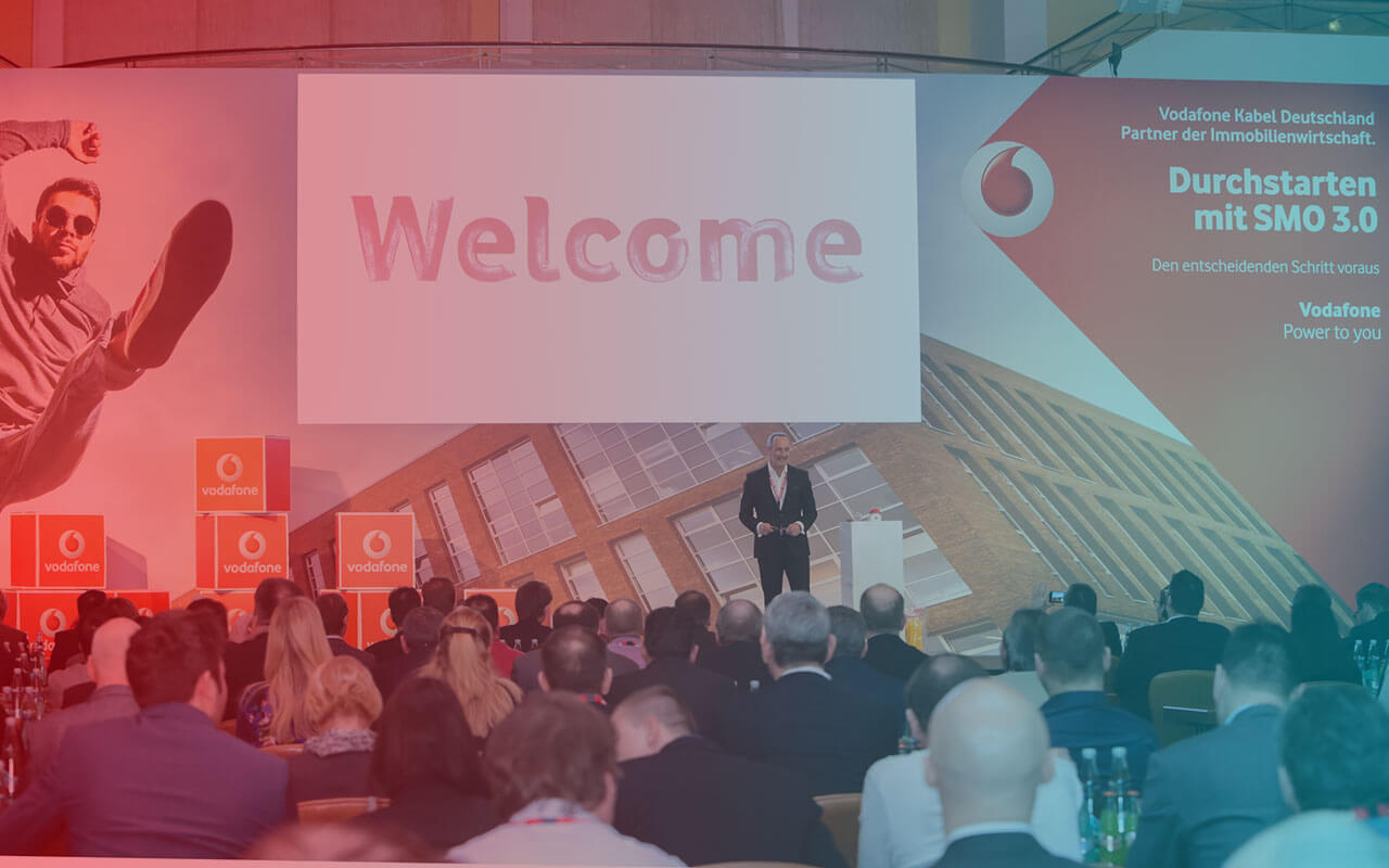 Vodafone SMO Kick Off - created by Service Factory